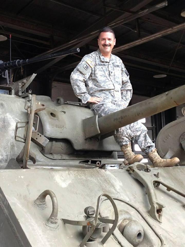 on-a tank
